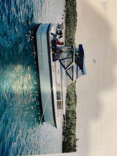 1973 Marinette boat for sale, model of the boat is 32EXPRESS & Image # 3 of 20