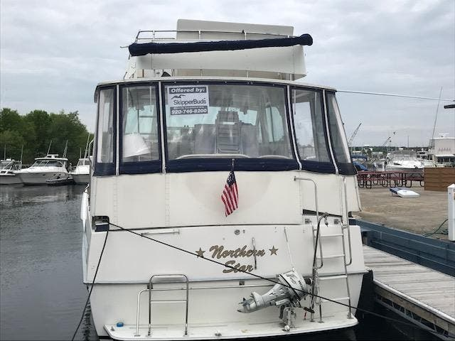 1977 Bertram boat for sale, model of the boat is 46 & Image # 3 of 32