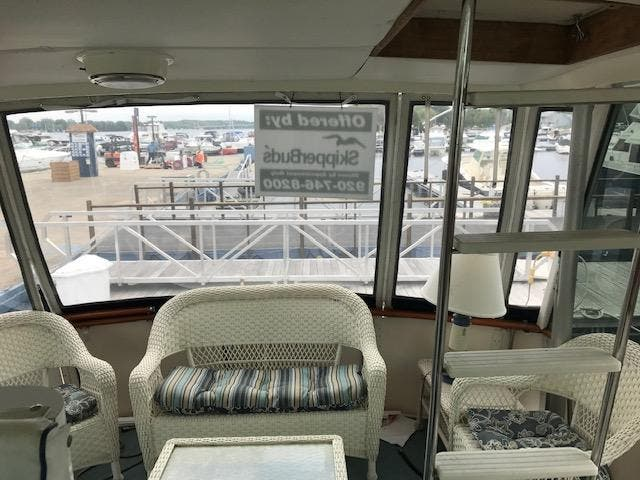 1977 Bertram boat for sale, model of the boat is 46 & Image # 5 of 32