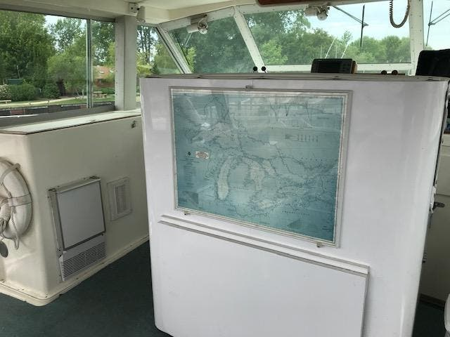 1977 Bertram boat for sale, model of the boat is 46 & Image # 7 of 32