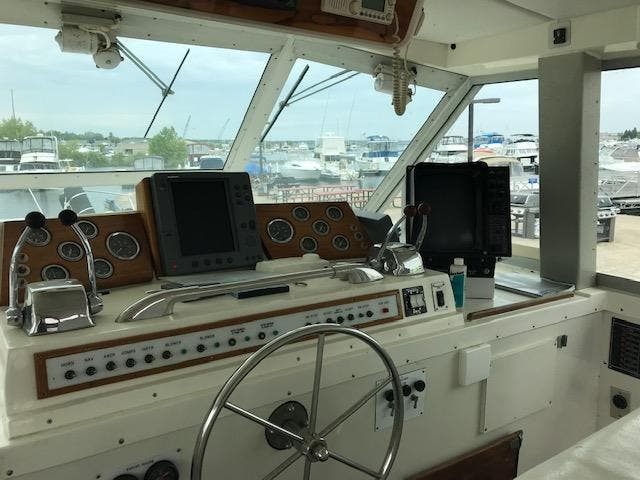 1977 Bertram boat for sale, model of the boat is 46 & Image # 10 of 32