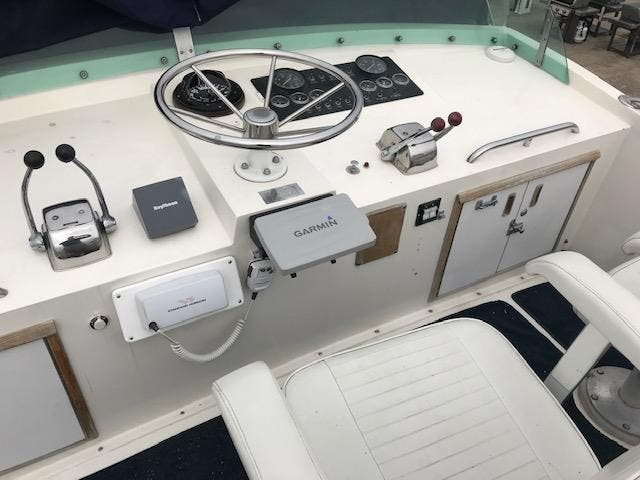 1977 Bertram boat for sale, model of the boat is 46 & Image # 16 of 32
