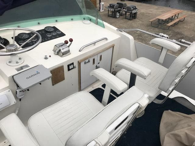 1977 Bertram boat for sale, model of the boat is 46 & Image # 17 of 32