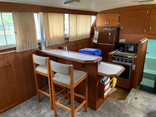 1978 Chris Craft boat for sale, model of the boat is 41 & Image # 13 of 33