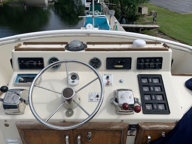 1978 Chris Craft boat for sale, model of the boat is 41 & Image # 8 of 33