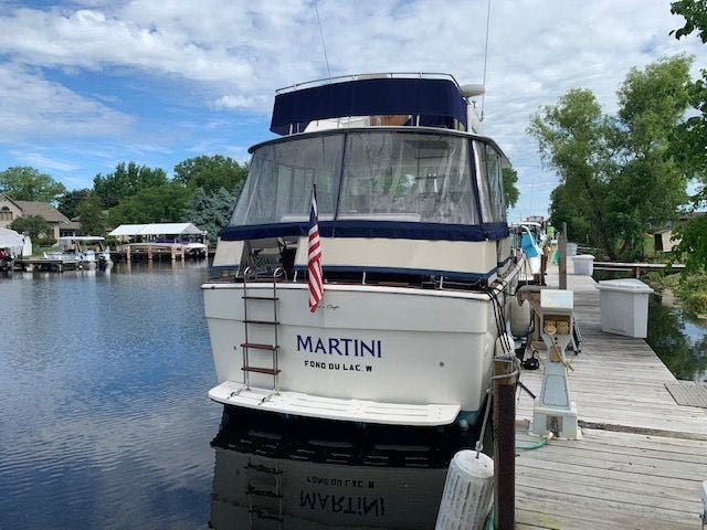 1978 Chris Craft boat for sale, model of the boat is 41 & Image # 27 of 33