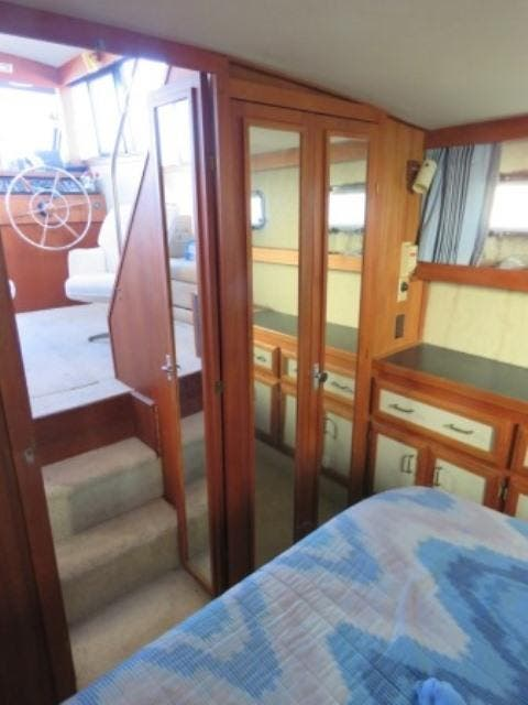 1986 Carver boat for sale, model of the boat is 36 AFT CABIN & Image # 11 of 16