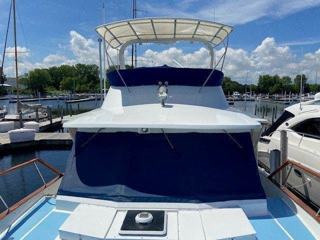 1986 Defever boat for sale, model of the boat is 48 TRAWLER & Image # 4 of 61