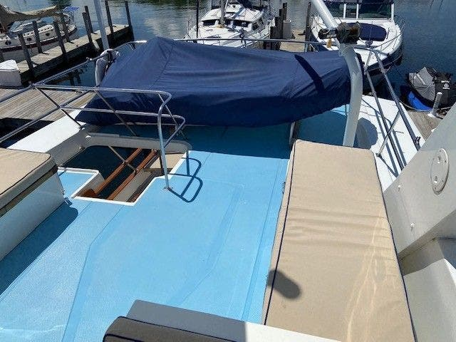 1986 Defever boat for sale, model of the boat is 48 TRAWLER & Image # 6 of 61