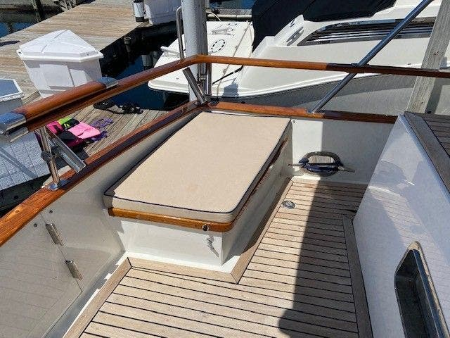 1986 Defever boat for sale, model of the boat is 48 TRAWLER & Image # 10 of 61