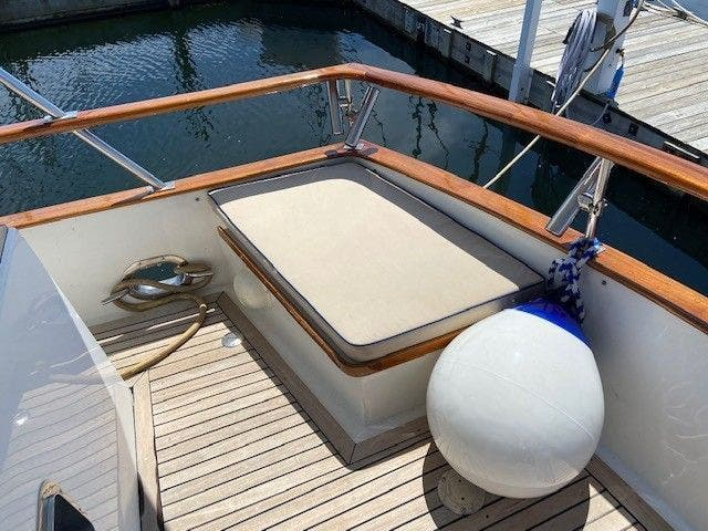 1986 Defever boat for sale, model of the boat is 48 TRAWLER & Image # 11 of 61