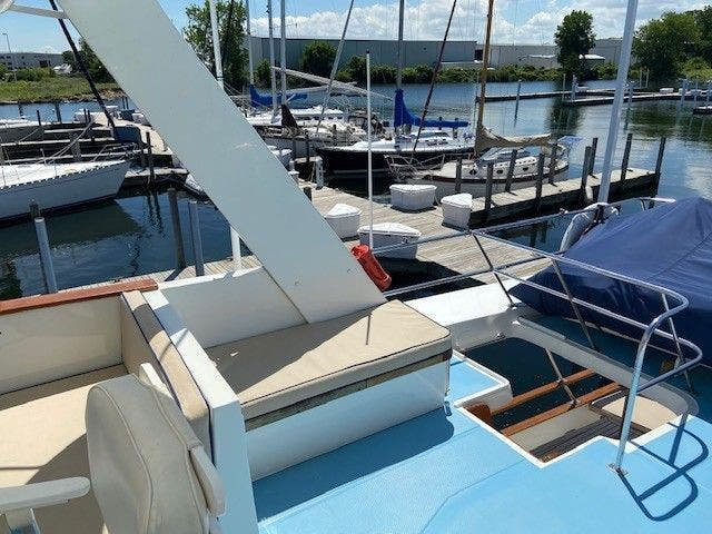1986 Defever boat for sale, model of the boat is 48 TRAWLER & Image # 12 of 61