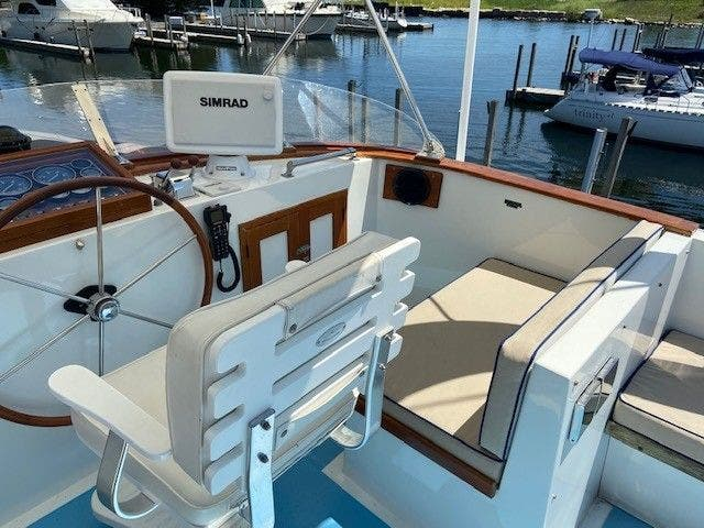 1986 Defever boat for sale, model of the boat is 48 TRAWLER & Image # 14 of 61