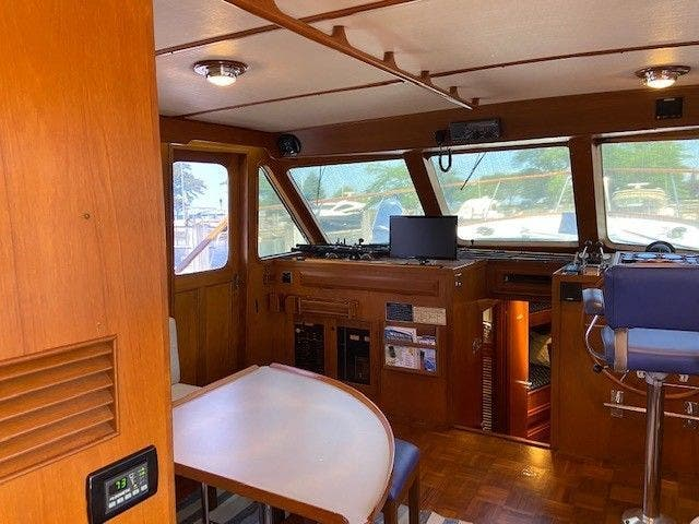 1986 Defever boat for sale, model of the boat is 48 TRAWLER & Image # 21 of 61