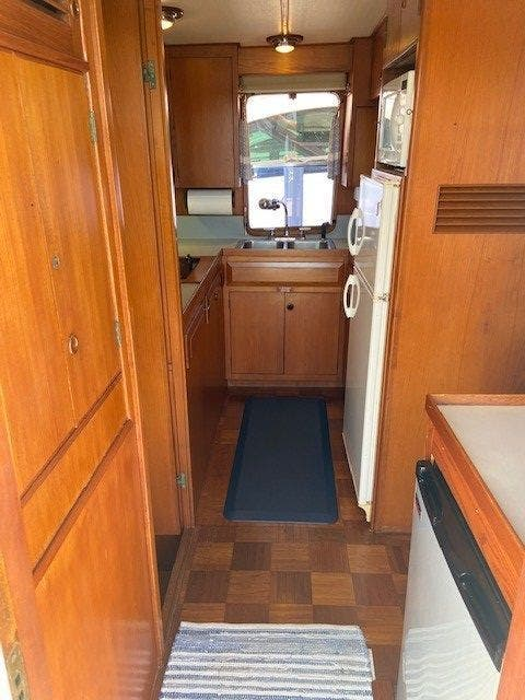 1986 Defever boat for sale, model of the boat is 48 TRAWLER & Image # 29 of 61