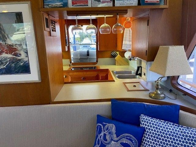 1986 Defever boat for sale, model of the boat is 48 TRAWLER & Image # 34 of 61