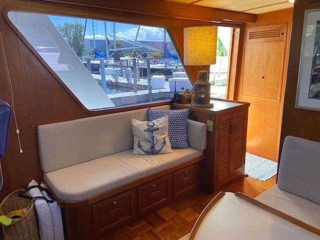 1986 Defever boat for sale, model of the boat is 48 TRAWLER & Image # 38 of 61