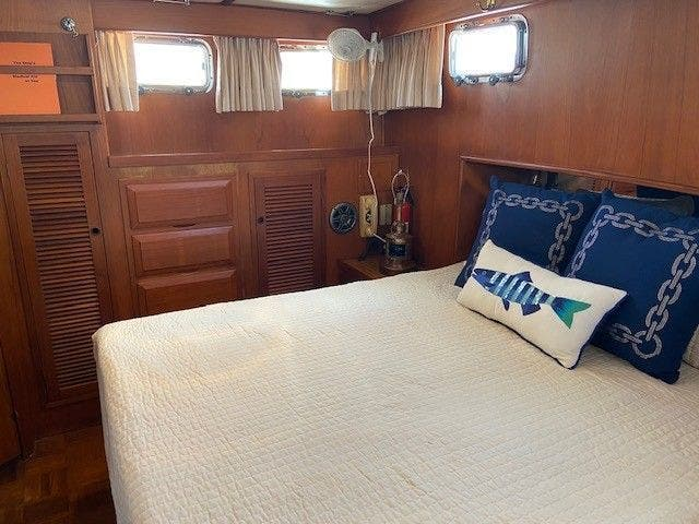 1986 Defever boat for sale, model of the boat is 48 TRAWLER & Image # 46 of 61