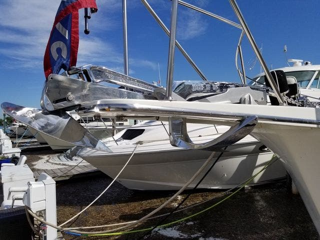 1986 Ocean Yachts boat for sale, model of the boat is 46 SUNLINER & Image # 3 of 60