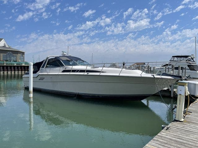 1988 Sea Ray boat for sale, model of the boat is 460EC & Image # 4 of 51