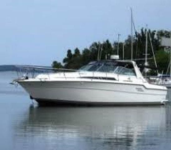 1988 Sea Ray boat for sale, model of the boat is 460EC & Image # 6 of 51