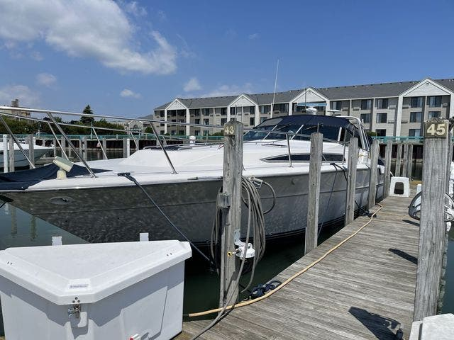 1988 Sea Ray boat for sale, model of the boat is 460EC & Image # 7 of 51