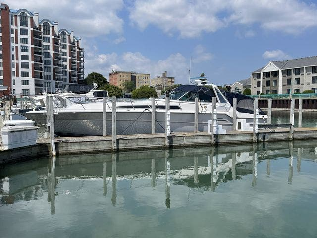 1988 Sea Ray boat for sale, model of the boat is 460EC & Image # 8 of 51
