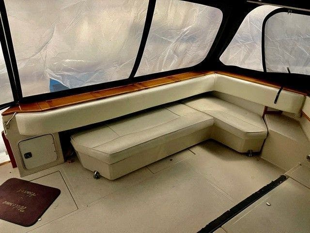 1988 Sea Ray boat for sale, model of the boat is 460EC & Image # 10 of 51