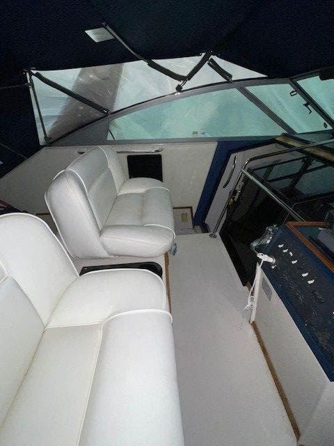 1988 Sea Ray boat for sale, model of the boat is 460EC & Image # 14 of 51