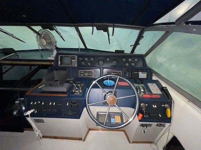1988 Sea Ray boat for sale, model of the boat is 460EC & Image # 15 of 51