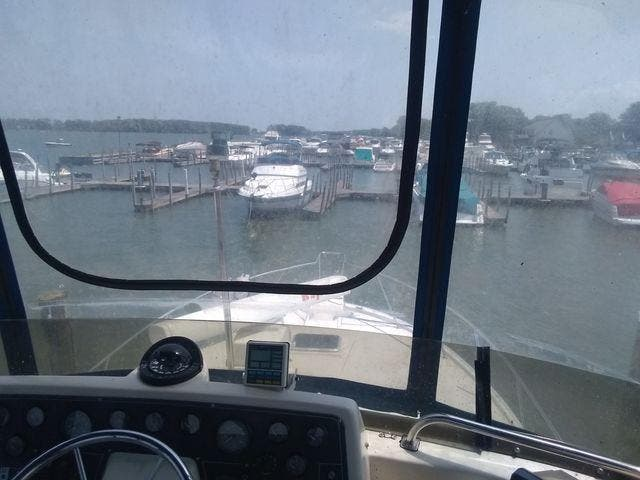 1989 Silverton boat for sale, model of the boat is 40 AFT CABIN & Image # 13 of 39