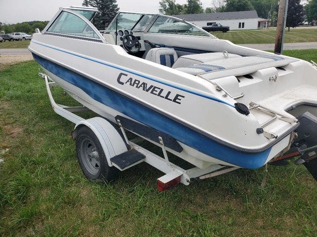 1992 Caravelle boat for sale, model of the boat is 1750BR & Image # 3 of 7