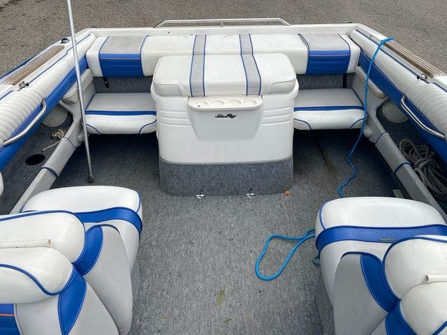 1992 Sea Ray boat for sale, model of the boat is 240BR & Image # 5 of 14