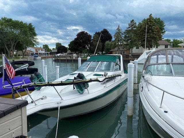 1992 Sea Ray boat for sale, model of the boat is 290SUNDANCER & Image # 3 of 23