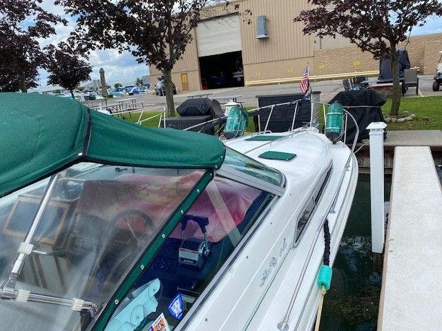 1992 Sea Ray boat for sale, model of the boat is 290SUNDANCER & Image # 4 of 23