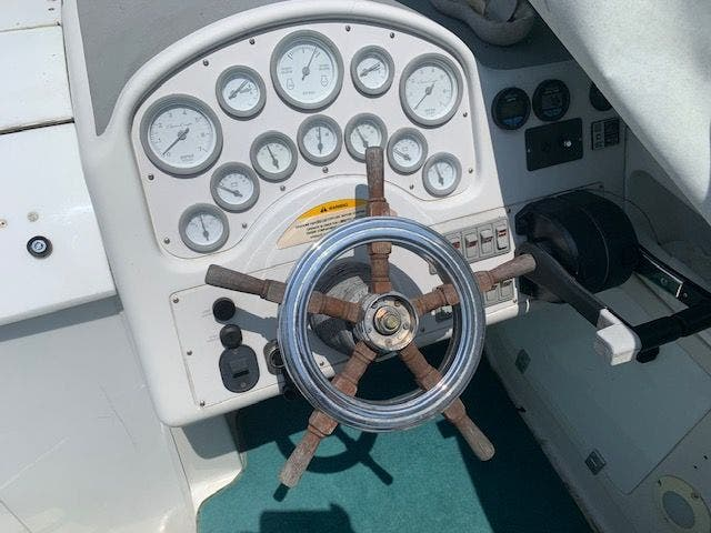 1993 Chris Craft boat for sale, model of the boat is 302 CROWNE & Image # 7 of 22