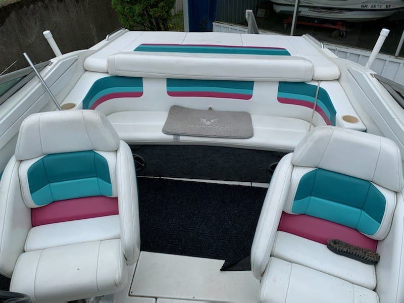1993 Formula boat for sale, model of the boat is 252 SUN SPORT & Image # 4 of 9