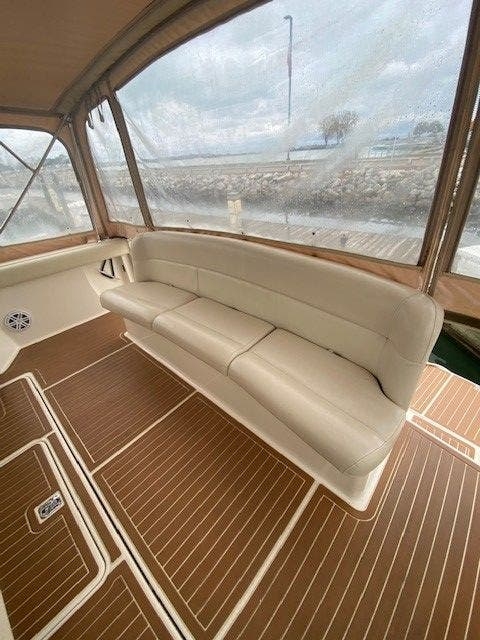1995 Tiara Yachts boat for sale, model of the boat is 35 EXPRESS & Image # 8 of 33