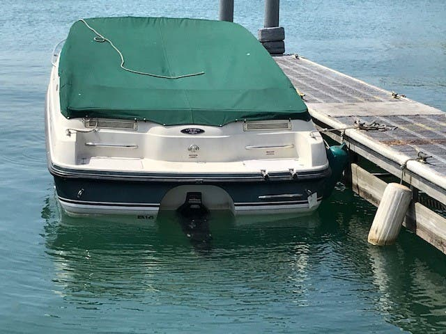 1996 Chaparral boat for sale, model of the boat is 2135 SS & Image # 3 of 13