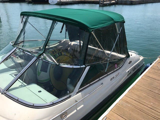 1996 Chaparral boat for sale, model of the boat is 2135 SS & Image # 4 of 13
