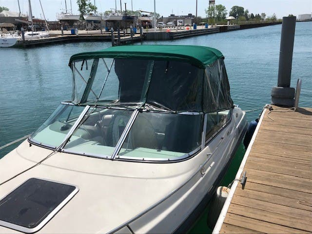 1996 Chaparral boat for sale, model of the boat is 2135 SS & Image # 6 of 13