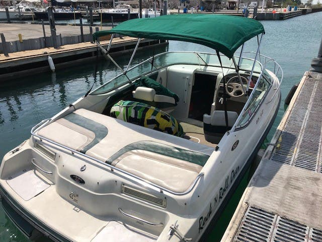 1996 Chaparral boat for sale, model of the boat is 2135 SS & Image # 7 of 13