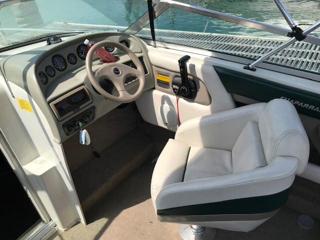 1996 Chaparral boat for sale, model of the boat is 2135 SS & Image # 10 of 13