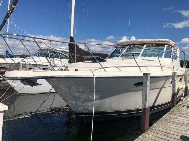1996 Tiara Yachts boat for sale, model of the boat is 3500 EXPRESS & Image # 4 of 23