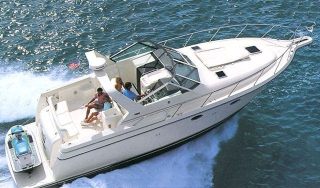 1996 Tiara Yachts boat for sale, model of the boat is 3500 EXPRESS & Image # 5 of 23