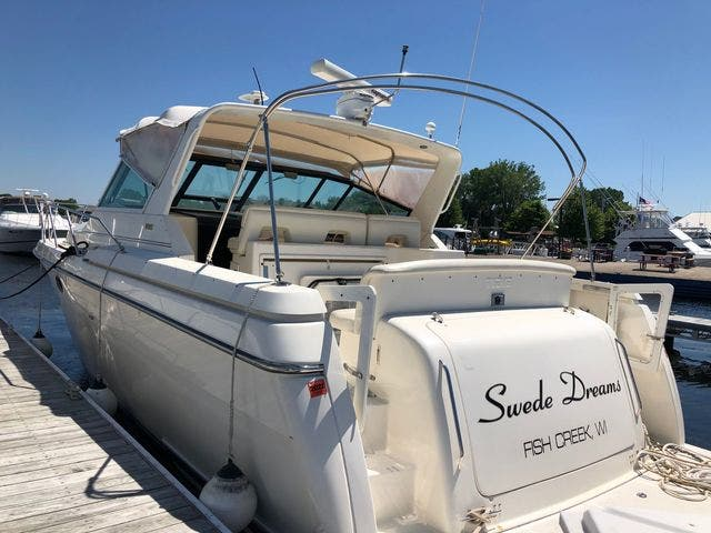1996 Tiara Yachts boat for sale, model of the boat is 3500 EXPRESS & Image # 7 of 23