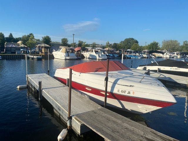 1997 Four Winns boat for sale, model of the boat is 245 SD & Image # 4 of 11