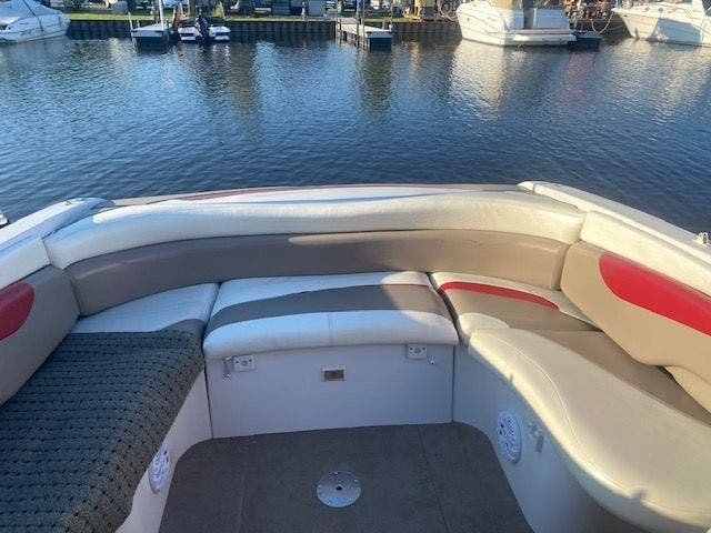 1997 Four Winns boat for sale, model of the boat is 245 SD & Image # 6 of 11