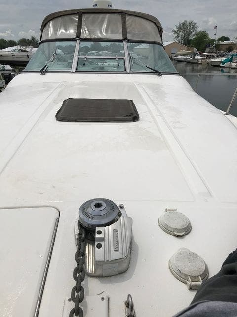 1997 Sea Ray boat for sale, model of the boat is 290 SUNDANCER & Image # 7 of 17