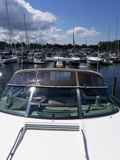 1997 Sea Ray boat for sale, model of the boat is 50' SUNDANCER & Image # 6 of 67